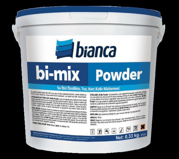 Bi-Mix Powder