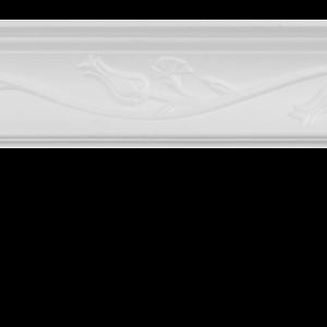 Desenli Kartonpiyer KDK-0146 (Lale)