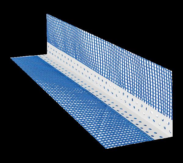 Fileli PVC Köşe Profili