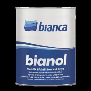 Bianol (Metalik Efektli Boya)