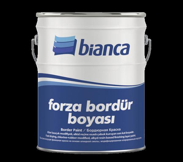 Forza Bordür Boyası