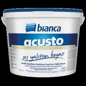 Acusto - Ses Yalıtım Boyası 15 lt (Anti-Sound Paint)