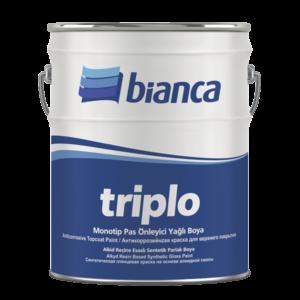 Triplo - Monotip Pas Önleyici Yağlı Boya
