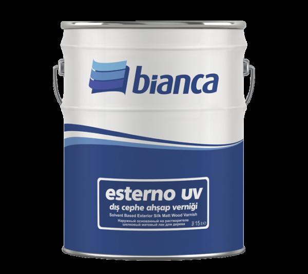 Esterno UV - Dış Cephe Ahşap Verniği