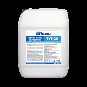 Toprak Yüzey Sertleştirici TYS-20 (Soil Hardtop)