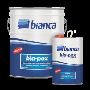 Bia-Pox - Solventsiz Epoksi Zemin Kaplama Astarı