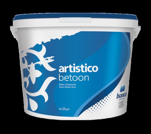 Artistico - Betoon (Beton Görünümlü Renkli Sıva)