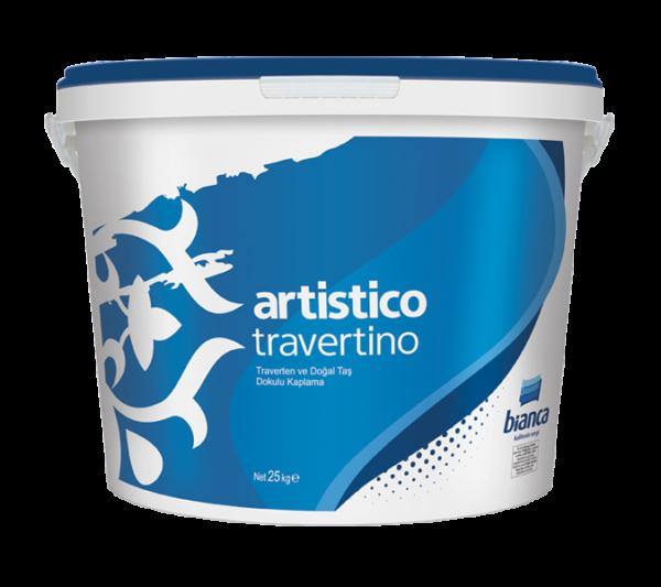 Artistico - Travertino (Traverten ve Doğal Taş Dokulu Kaplama)