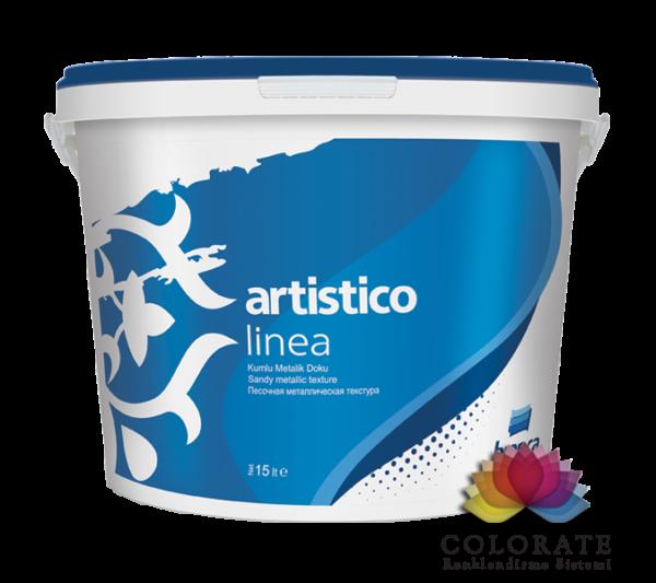 Artistico - Linea (Kumlu Metalik Doku)