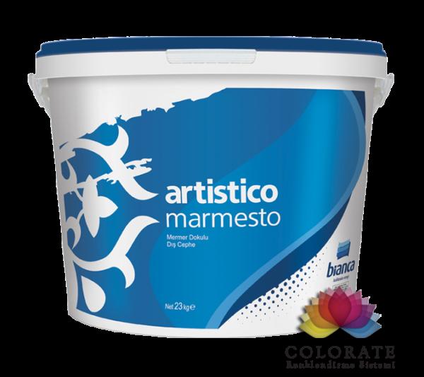 Artistico - Marmesto (Dış Cephe Mermer Doku)