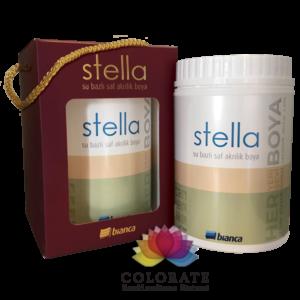 Stella- Su Bazlı Saf Akrilik Boya