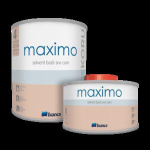 Maximo - Solvent Bazlı Sıvı Cam (Parlak-İpek Mat)